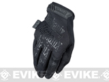 Mechanix Wear Original 0.5 Covert Tactical Gloves - Black (Size: Small)
