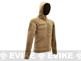 Hazard 4 Beachhead Fuzzy Lycra Hoodie (Color: Tan / X-Large)