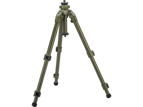 Hog Saddle Field Tripod (Color: OD Green / Short)