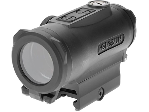 HOLOSUN HE530G Elite Battery Powered Dot Sight w/ QD Latch