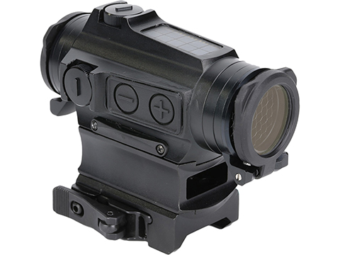HOLOSUN HS515CM Solar Power Compact Red Dot Circle Sight w/ QD Mount & Kill Flash