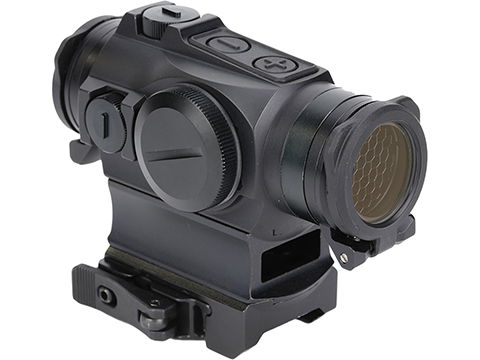 HOLOSUN HS515GM Shake Awake Compact Red Dot Circle Sight w/ QD Mount & Kill Flash