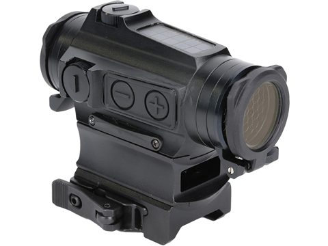 HOLOSUN HE515CM Solar Power Compact Green Dot Circle Sight w/ QD Mount & Kill Flash