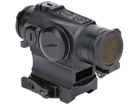 HOLOSUN HE515GM Shake Awake Compact Green Dot Circle Sight w/ QD Mount & Kill Flash