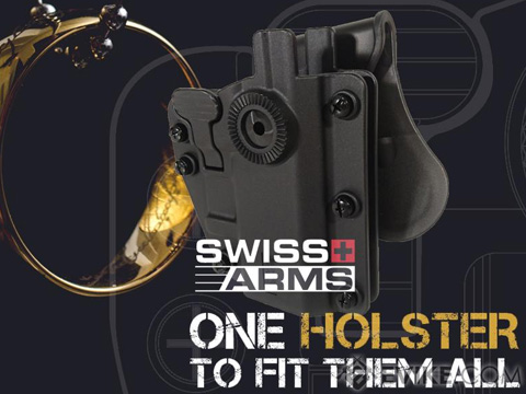 Swiss Arms ADAPTX Universal Holster by Cybergun