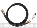 z Redline Airsoft Complete Braided Hose Conversion Kit for HPA Systems
