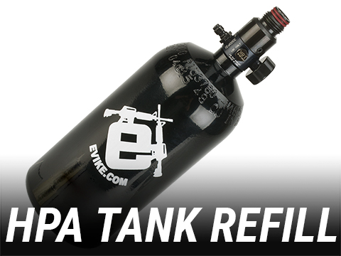 *SERVICE - HPA Tank Refill IN-STORE Service