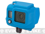HERO Gear Silicone Cover for GoPro Hero 3 Wearable Cameras - Blue