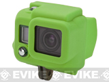HERO Gear Silicone Cover for GoPro Hero 3 Wearable Cameras - Green