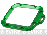 HERO Gear Aluminum Lens Mount Ring for GoPro Hero 3 Wearable Cameras - Green