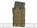 HSGI X2R TACO� Modular Double Rifle Magazine Pouch (Color: Coyote Brown)