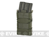 HSGI TACO� Modular Single Rifle Magazine Pouch (Color: Smoke Green)