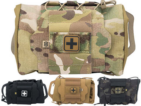 HSGI Reflex™ IFAK Pouch Kit w/ Roll and Carrier