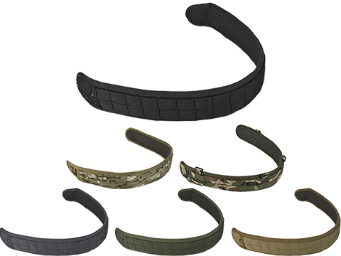 HSGI SlimGrip Padded Duty Belt (Color: Black / 30.5)