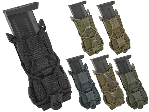 HSGI Pistol TACO® Modular Single Pistol Magazine Pouch (Color: MOLLE / Black)
