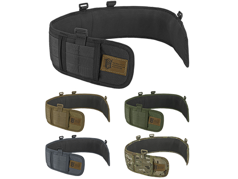 HSGI Slotted Sure-Grip Padded Duty Belt
