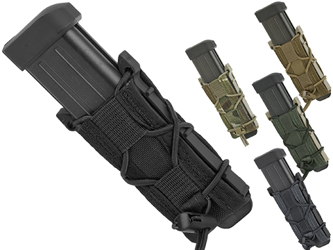 HSGI Pistol TACO® LT Modular Single Pistol Magazine MOLLE Pouch (Color: Black)
