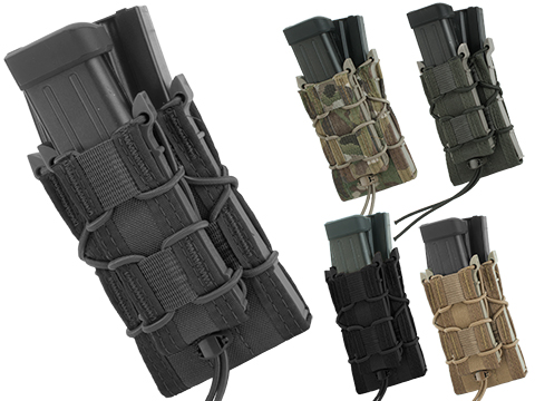 HSGI Double Decker TACO® LT Modular Single Rifle and Pistol Magazine Pouch Belt Mounted