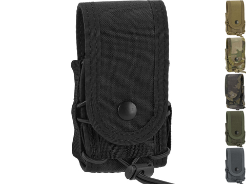 High Speed Gear HSGI MOLLE Mounted Covered Handcuff TACO Pouch
