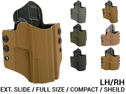High Speed Gear Inc OWB Kydex Holster for S&W M&P Pistols