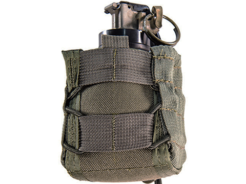 High Speed Gear HSGI MOLLE Stinger Taco (Color: Wolf Grey)