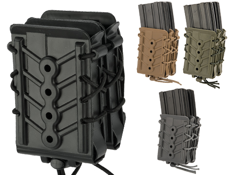 High Speed Gear HSGI Polymer X2R Rifle Taco Magazine Pouch(Color: Black)