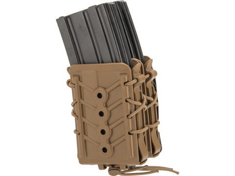 High Speed Gear HSGI Polymer X2R Rifle Taco Magazine Pouch (Color: Coyote)