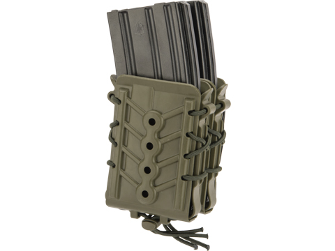 High Speed Gear HSGI Polymer X2R Rifle Taco Magazine Pouch (Color: OD Green)