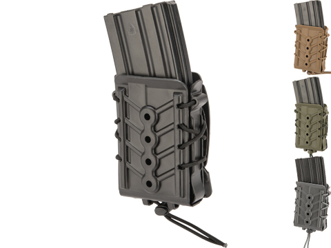 High Speed Gear HSGI Polymer  Taco Magazine Pouch (Color: Black)