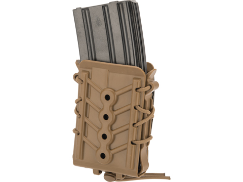 High Speed Gear HSGI Polymer  Taco Magazine Pouch (Color: Coyote)