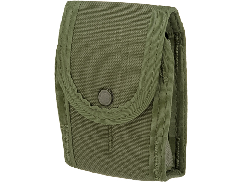 High Speed Gear HSGI Duty Handcuff Taco (Color: OD Green)