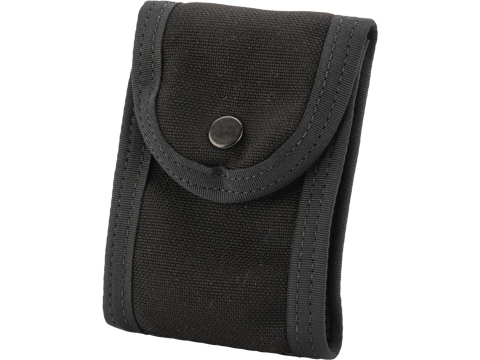 HSGI Covered Duty Glove Pouch with Universal Mount (Color: Black)