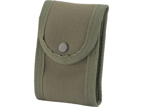 HSGI Covered Duty Glove Pouch with Universal Mount (Color: OD Green)