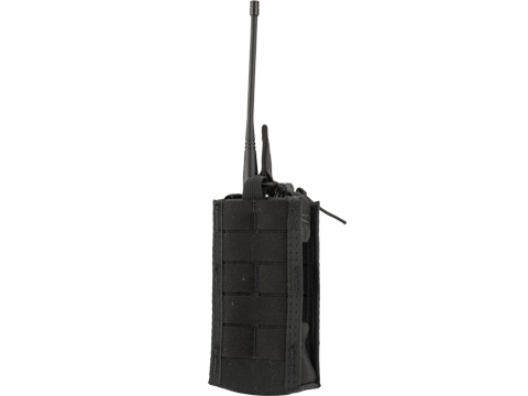 HSGI Multi-Access Comm Taco® (Color: Black / Universal Mount)