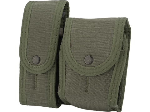 High Speed Gear Duty LEO Covered TACO (Color: OD Green)