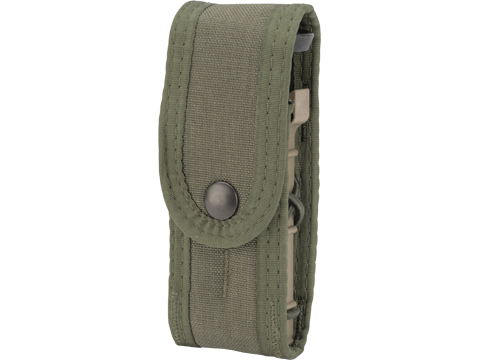 HSGI Covered Duty Single Pistol TACO with Universal Mount (Color: OD Green)