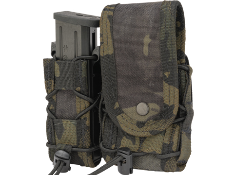 HSGI High Speed Gear Duty LEO Covered Belt Attachment TACO (Color: Multicam Black)