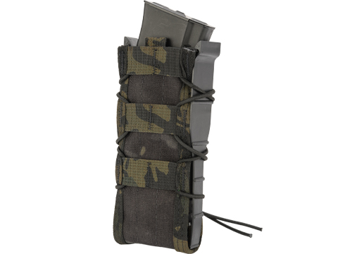 HSGI HCM TACO® Modular High Capacity Rifle Magazine Pouch (Color: Multicam Black)