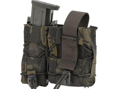 HSGI High Speed Gear Duty LEO Open Top MOLLE Mount TACO (Color: Multicam Black)