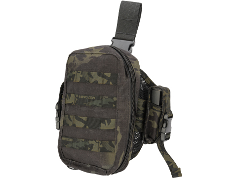 HSGI EOD Leg Mount Pouch (Color: Multicam Black)