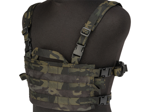 HSGI AO Small Chest Rig (Color: Multicam Black)