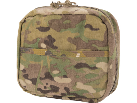 HSGI High Speed Gear Tech / Admin Pouch for Pack Build System with Exterior MOLLE (Color: Multicam)