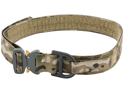 HSGI 1.75 Cobra Rigger Belts w/ D Ring and Internal Velcro Belt Liner (Color: Multicam / Small)