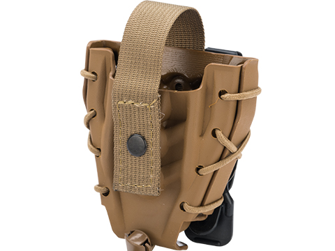 HSGI Kydex Handcuff TACO w/ U-Mount (Color: Coyote Brown)