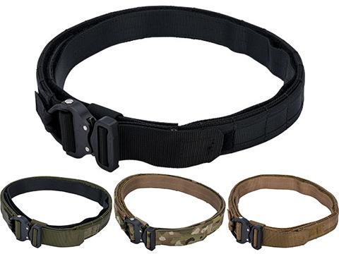 HSGI 1.75 Operator Belt w/ Cobra Buckle and Inner Belt (Color: Black / Medium)
