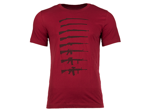 Haley Strategic Partners HSP Evolution Tee - Red