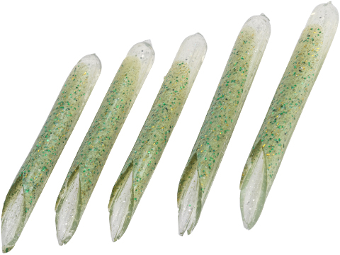 Hook Up Baits Hand Crafted Replacement Bodies for Jigs (Color: Sardine Green / Big Game)