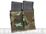 Blue Force Gear Ten-Speed Double M4 Mag Pouch (Color: Multicam)