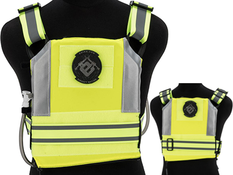 Qore Performance IcePlate Safety Vest (Model: Cooling + Hydration)