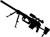 Large Caliber Sniper Rifles